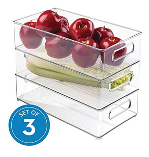 Idesign Interdesign Refrigerator And Freezer