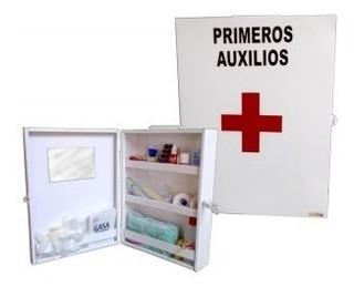 Botiquin De Primeros Auxilios Emergencias Traba Para Candado