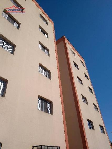 Apartamento Com 2 Dormitórios À Venda, 70 M² Por R$ 295.000 - Vila Thais - Atibaia/sp - Ap0308