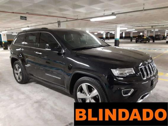 Jeep Grand Cherokee Limited 3.0 Tb Blindado