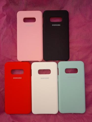 Silicon Case Original Para Samsung S10e.