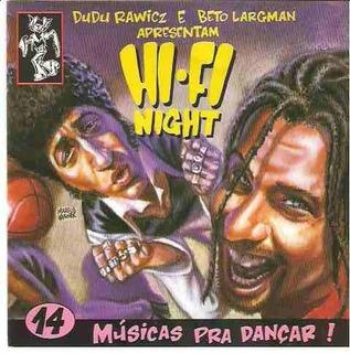 Cd-hi Fi Night-14 Musicas Pra Dançar-em Otimo Estado