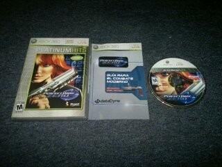 Perfect Dark Zero Completo Para Xbox 360,excelente Titulo.