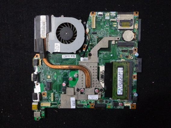 Placa Mãe C/ Processador E Memória Positivo Unique S2065