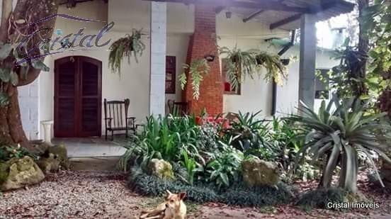 Rural Para Venda, 5 Dormitórios, Santana - Cotia - 20534