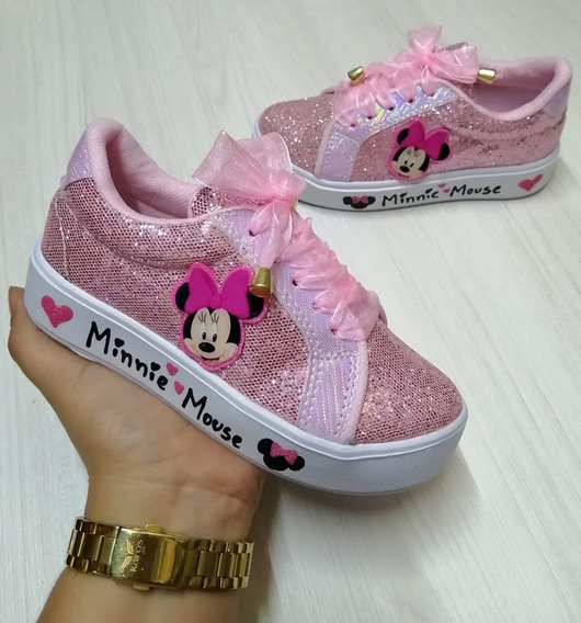 Zapatos Minie Para Niñas Moda Colombiana