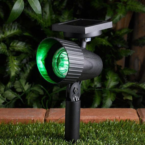 Refletor Solar Kit Com 4 Spot Multicor