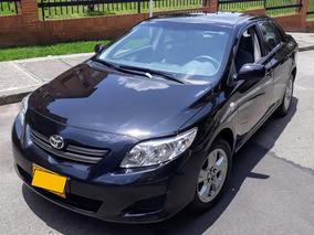 Toyota Corolla Xei 1800cc Automático Negro 53000km Par
