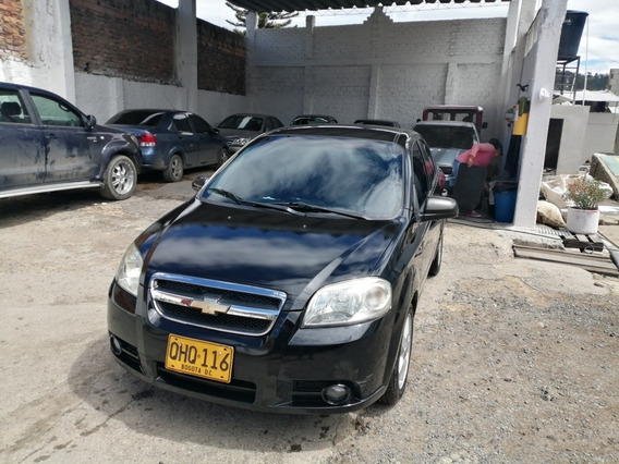 Chevrolet Aveo Sedan 1.6 Full Equip