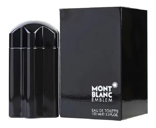 Loción Perfume Mont Blanc Emblem Hombre Original Garantizada