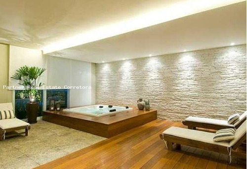 Imagem 1 de 15 de Apartamento Para Venda Em São Paulo, Campo Belo, 4 Dormitórios, 4 Suítes, 5 Banheiros, 4 Vagas - 3165_2-1180492