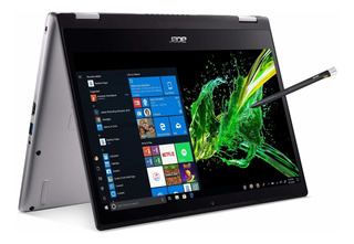 Acer Spin 3 Convertible Laptop, 14 Full Hd Ips Touch, 8th G