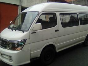 Jinbei Gran Topic Van - 2014
