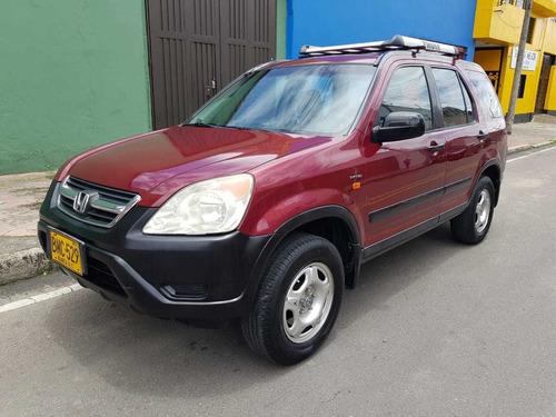 Honda Cr-v 2002 2.4 Lx