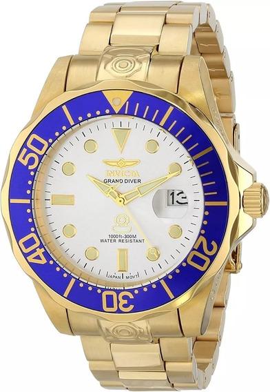 Nuevo Reloj Original Invicta Para Hombre Pro Diver Automátic