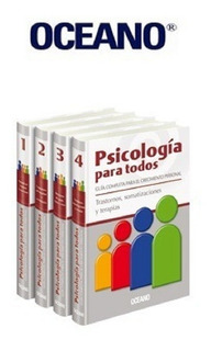 Psicología Para Todos 4 Vols Oceano Original Nueva Edicion