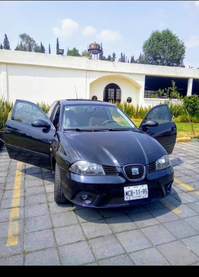 Seat Ibiza 1.6 Sport Tiptronic 3p Mt 2008