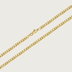 Cordão Masculino Em Ouro 18k (750)
