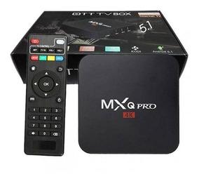 Tranforme Tv Em Smart 4k Pro 2 Gb/16gb Net Flix + Teclado