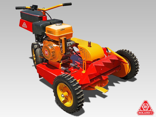 Tractor Corta Césped Y Malezas Roland H001 Pro Minitractor
