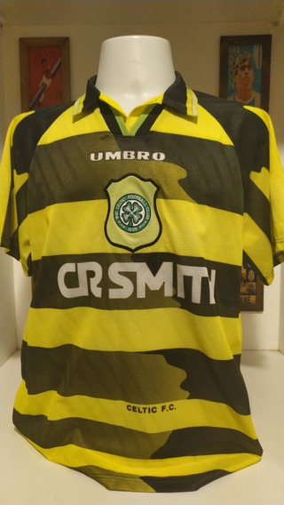 Camisa Futebol Celtic Umbro 1996