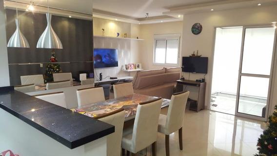 Apartamento Com 1 Dormitório À Venda, 62 M²- Vila Augusta - Guarulhos/sp - Ap7917