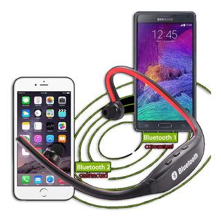 S9 Sport Auriculares Audifono Bluetooth 4.0 Radio, Sd, Mp3