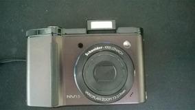 Camera Samsung Nv15 Para Retirar Peças Bateria Slb 0837b