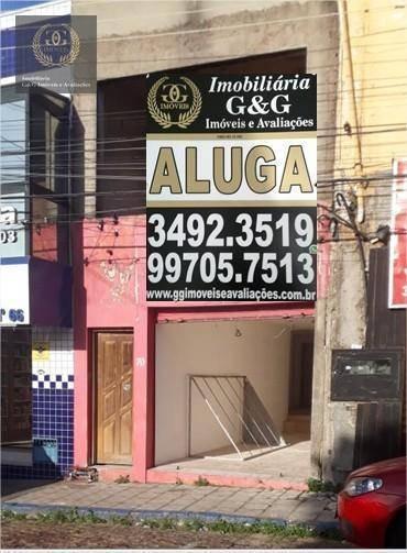 Sala Para Alugar, 70 M² Por R$ 3.500,00/mês - Centro - Viamão/rs - Sa0032