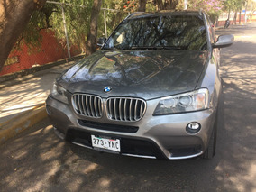 Bmw X3 2.0 Xdrive28ia Top Line Blindada Nivel 3