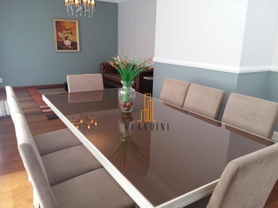 Apartamento Com 3 Dormitórios À Venda, 128 M² Por R$ 630.000 - Vila Bastos - Santo André/sp - Ap1319