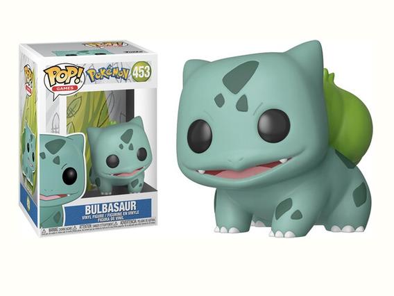 Funko Pop Bulbasaur O Charmander Pokemon 100% Original