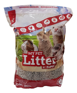 Sustrato Papel My Pet Litter 10l Cuy, Erizo