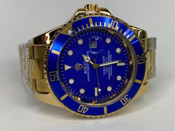 Reloj Rolex Dorado Submariner