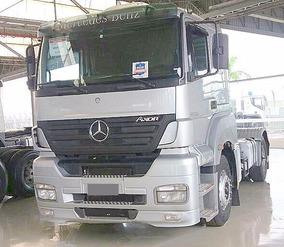 Mb Axor 2035 4x2 - Leito - 2008