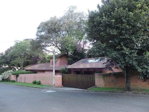 Casa Residencial, Condomínio Malota, Jundiai, Sp - Ca10522 - 69365576