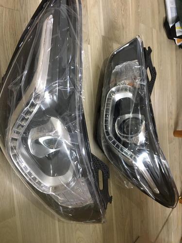 Silvines Para Chevrolet Spark Ng Con Luz Lupa..