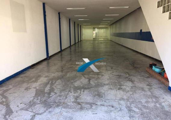 Salão Comercial Para Locação - Ipiranga/sp - Sl0015