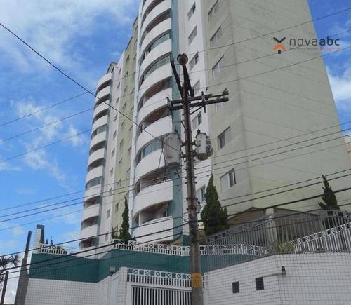 Imagem 1 de 21 de Apartamento Com 3 Dormitórios À Venda, 91 M² Por R$ 420.000,00 - Vila Pinheirinho - Santo André/sp - Ap1353