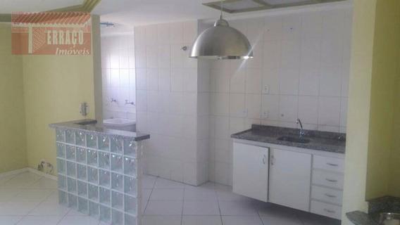 Apartamento Residencial À Venda, Casa Branca, Santo André. - Ap1753