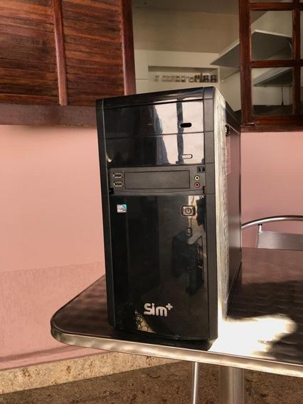 Computador Intel Atom D525 + Monitor Samsung