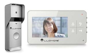 Video Interfón A Color 4.3 Pulgadas Lloyd Lc-2032 Alta Def