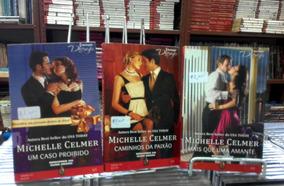 Romances Senhores Do Ouro Negro 3 Volumes Michelle Celmer