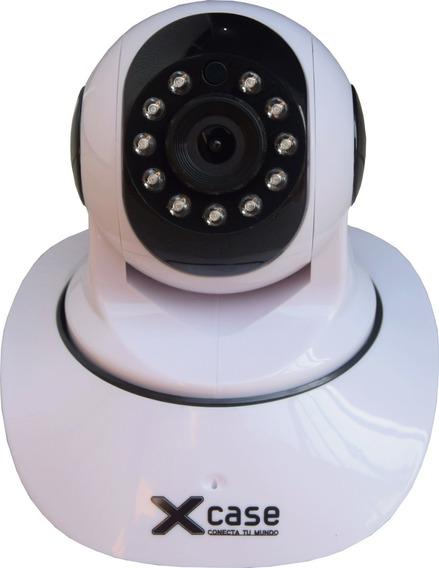 Camara Para Videovigilancia Ip Wifi Ptz 1.0 Mpx Lente 3.6