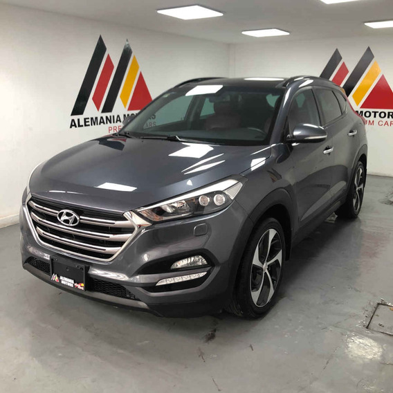 Hyundai Tucson 5p Limited Tech Ta