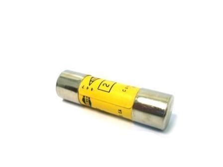 Fusível Eletromec 500v 14x51 50a