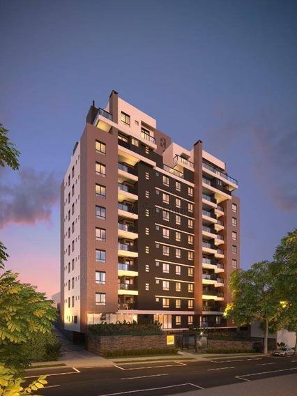 Cobertura Com 3 Dormitórios À Venda, 128 M² Por R$ 997.500 - Mercês - Curitiba/pr - Co0315
