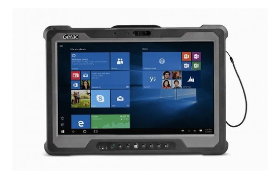 Pc Tablet Robusto Industrial 14 Pol. Getac A140 + Gps+4g
