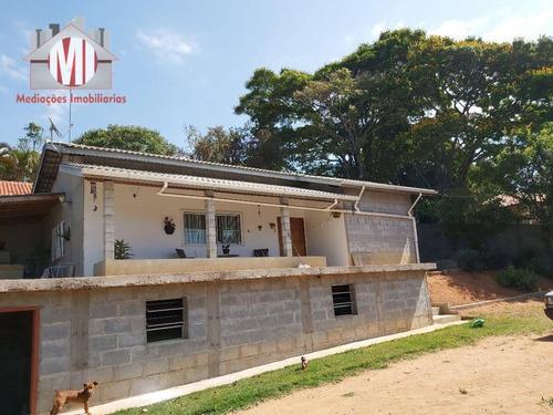 Chácara Com 03 Dormitórios, Pomar Formado, Excelente Localização À Venda, 1100 M² Por R$ 310.000 - Zona Rural - Pinhalzinho/sp - Ch0530