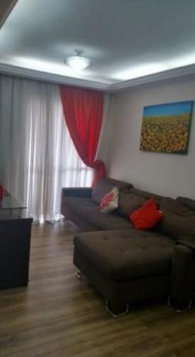 Imagem 1 de 9 de Apartamento Em Tatuapé  -  São Paulo - 1253